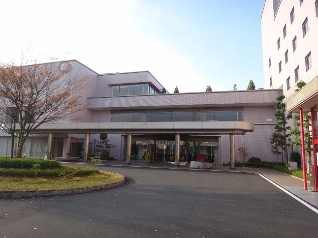 ホテルロイヤルヒル福知山&スパ