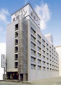 東横イン京都四条大宮