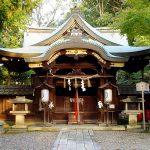 建勲神社から粟田神社へのアクセス(行き方) おすすめの行き方を紹介します
