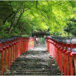 貴船神社周辺の宿泊施設(ホテル)について アクセスに便利な、おすすめのホテルを紹介します