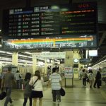 JR京都駅から、難波(なんば)駅へのアクセス(行き方) おすすめの行き方を紹介します