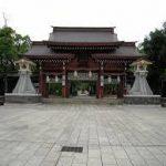 三ノ宮駅から、湊川神社へのアクセス おすすめの行き方を紹介します