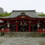 神戸駅から、生田神社へのアクセス おすすめの行き方を紹介します