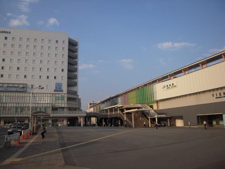 奈良駅 スーパーホテル