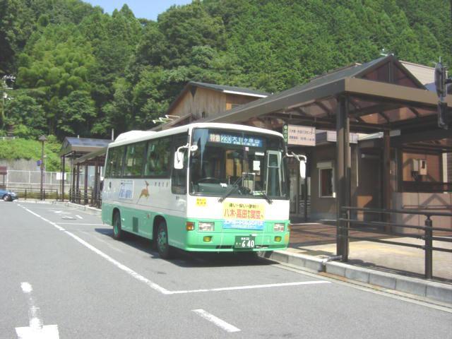 近鉄大和上市駅 バス停