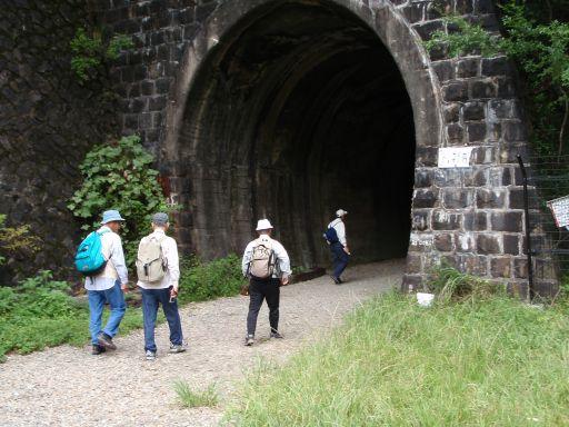 ハイキングコーストンネル