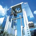 新大阪駅から、梅田スカイビル空中庭園展望台へのアクセス おすすめの行き方を紹介します