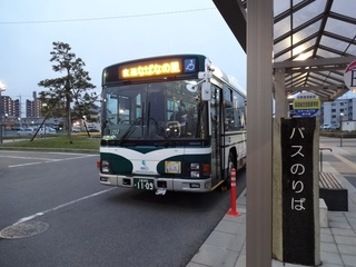 近鉄長島駅 バス停