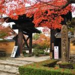 新大阪駅から金剛輪寺へのアクセス(行き方) 色の鮮やかさで知られる紅葉の名所