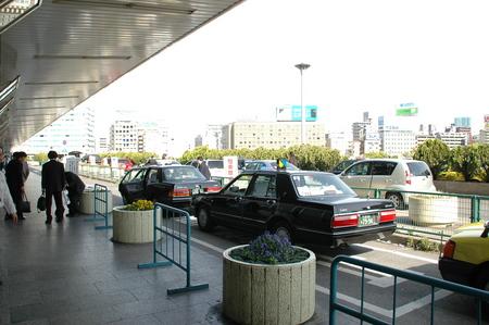 新大阪駅タクシー乗り場