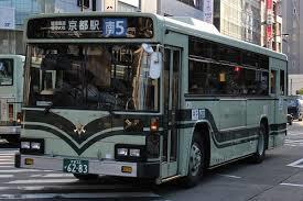 京都駅 南5系統バス