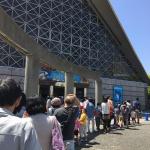 須磨海浜水族園は大混雑?混雑を避けるためには