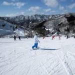 新大阪駅から、奥伊吹スキー場へのアクセス(行き方)