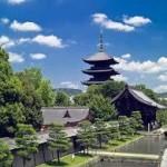 城南宮から、東寺へのアクセス おすすめの行き方を紹介します