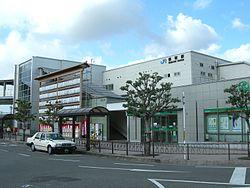 JR熊取駅 タクシー乗り場