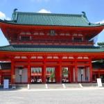 京都駅から、平安神宮へのアクセス おすすめの行き方を紹介します