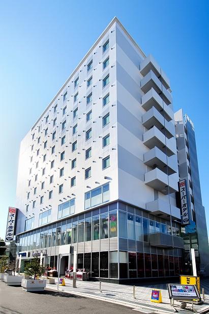 天然温泉「御所の湯」スーパーホテル京都・四条河原町