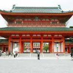 岡崎神社から、平安神宮へのアクセス おすすめの行き方を紹介します