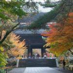 毘沙門堂から、南禅寺へのアクセス おすすめの行き方を紹介します