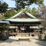 京都駅から、白峯神宮へのアクセス おすすめの行き方を紹介します