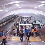 谷町線東梅田駅から、御堂筋線梅田駅へのアクセス(乗換え) おすすめの行き方を紹介します