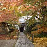 瑠璃光院から、蓮華寺へのアクセス おすすめの行き方を紹介します