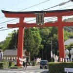 城南宮から、松尾大社へのアクセス おすすめの行き方を紹介します