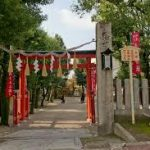 奈良駅から、率川神社へのアクセス おすすめの行き方を紹介します