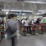 南海難波駅から、御堂筋なんば駅へのアクセス(乗換え) おすすめの行き方を紹介します