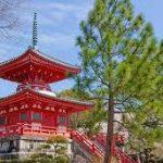 車折神社から、大覚寺へのアクセス おすすめの行き方を紹介します