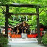 天龍寺から、野宮神社へのアクセス おすすめの行き方を紹介します