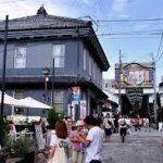 長浜城から、黒壁スクエアへのアクセス おすすめの行き方を紹介します