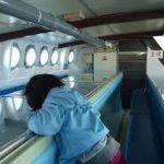 白浜駅から、海底観光グラスボート乗り場へのアクセス おすすめの行き方を紹介します