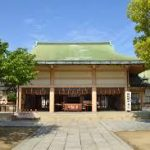 大阪駅から、生國魂神社へのアクセス おすすめの行き方を紹介します