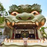 大阪駅から、難波八阪神社へのアクセス おすすめの行き方を紹介します