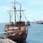 大阪駅から、大阪港帆船型観光船 サンタマリアへのアクセス おすすめの行き方を紹介します