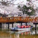 四日市駅から、桑名城跡へのアクセス おすすめの行き方を紹介します