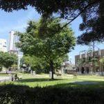 四日市駅から、諏訪公園へのアクセス おすすめの行き方を紹介します