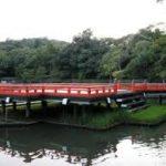 四日市駅から、外宮勾玉池へのアクセス おすすめの行き方を紹介します