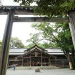 四日市駅から、猿田彦神社へのアクセス おすすめの行き方を紹介します