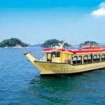 四日市駅から、鳥羽 海鮮料理 屋形船おきたへのアクセス おすすめの行き方を紹介します