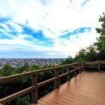 四日市駅から、垂坂公園・羽津山緑地へのアクセス おすすめの行き方を紹介します