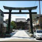 四日市駅から、春日神社(桑名宗社)へのアクセス おすすめの行き方を紹介します