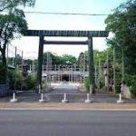 四日市駅から、三重県護国神社へのアクセス おすすめの行き方を紹介します