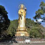 四日市駅から、大観音寺へのアクセス おすすめの行き方を紹介します