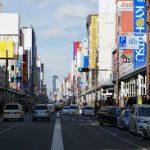大阪駅から、日本橋でんでんタウンへのアクセス おすすめの行き方を紹介します